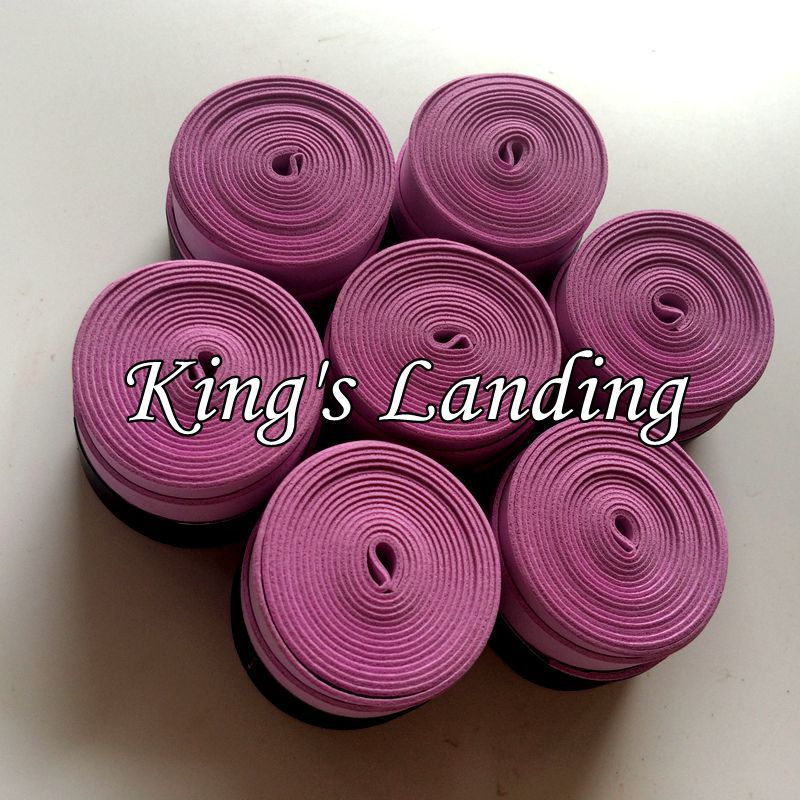 (Pink color)NO Logo OEM/YY overgrip grip,dry feel for tennis racket, badminton racket,squash racket,fishing rod