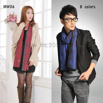 Fashion Cotton  Viscose Man And Woman Scarf  Spring Autumn Winter  Muffler  Nice Lady  Wrap  MW06  180*30CM Free Shipping