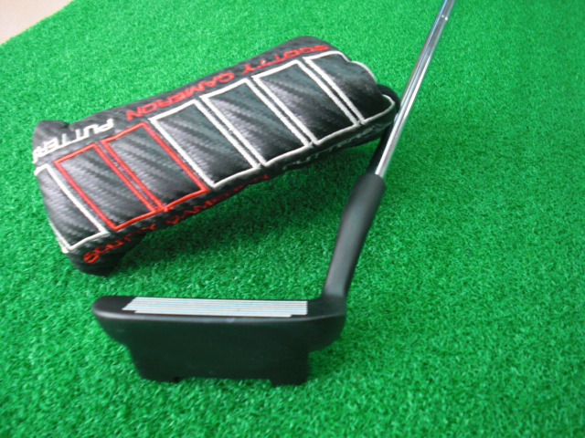 sport equipment golf club chipper select 2 black putter top high quality free shipping with headcover(China (Mainland))