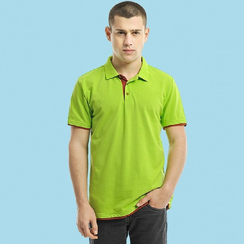 2015 New Men's Polo Shirts For Men Summer Style Polos Cotton Polyester Short Sleeve Solid Shirt Sports Golf Tennis Blouse M131(China (Mainland))