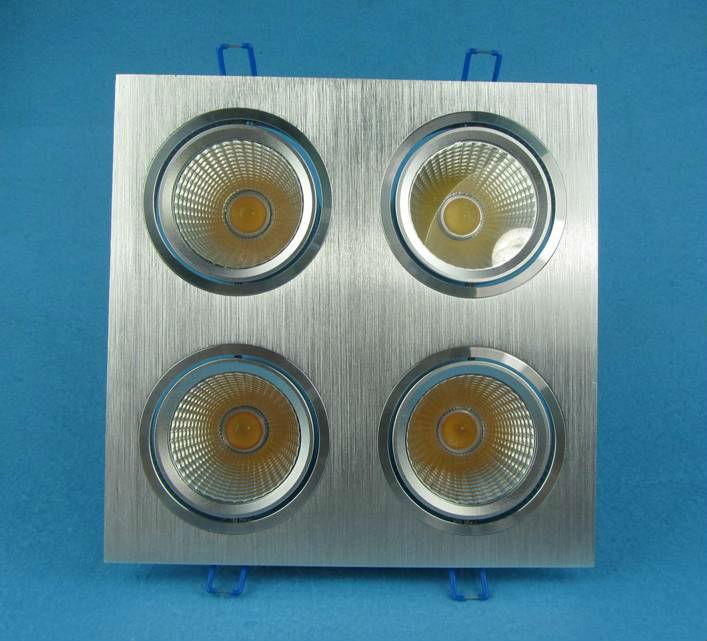 2013 new LED wholesale 5pcs 60W COB Ceiling Lighting LED COB light 4*15W COB LED light Free Shipping for DHL(China (Mainland))