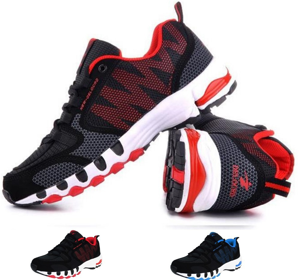 Free shipping Size 39-48 men Athletic Running trail Shoes Breathable Mesh Shoe Sport Basketball Light Sneakers Zapatos Hombre(China (Mainland))