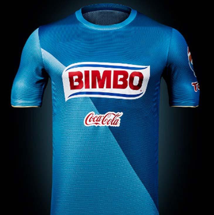Club America 14-15 away soccer jersey 2014 football shirt man short sleeve shirt kits can print original number top thai(China (Mainland))