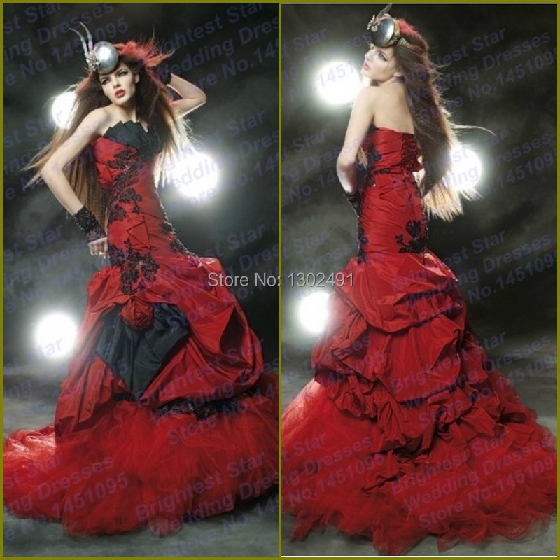 Pictures of Black And Red Masquerade Dresses - www.kidskunst.info