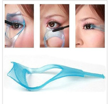 three-dimensional effects eyelash card makeup tools for eye mascara tools not stained eyelids Mascara brush mascara