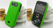 FOR NOKIA E63  FASHION PLASTIC NET HARD DREAM MESH HOLES CASE COVER  FREE SHIPPING(China (Mainland))