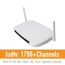 Buy IUDTV Europe Arabic IPTV Channels Box Android 4.4 WiFi HDMI Smart TV Box 1700 Plus Arabic French Channels Package HD Sports for $58.82 in AliExpress store