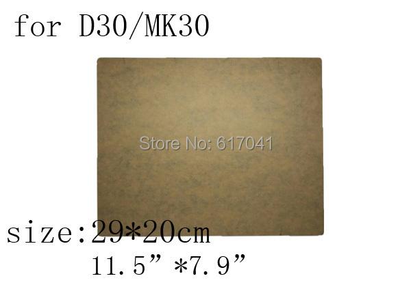black super mini reflective reflected Photography board for D30 / MK30 Mini Kit Photo Studio led photo Light Box Softbox(China (Mainland))