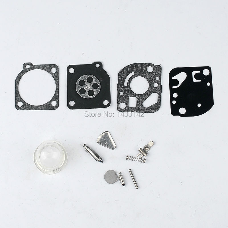 Replace RB-47 ZAMA C1Q C1U Carb Kit for Poulan WeedEater Craftsman Trimmers Blowers Carburetor(China (Mainland))