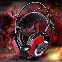 Free shipping game earphones voice headset with microphone for computer gaming headphone with mic for PC game,high hifi quality