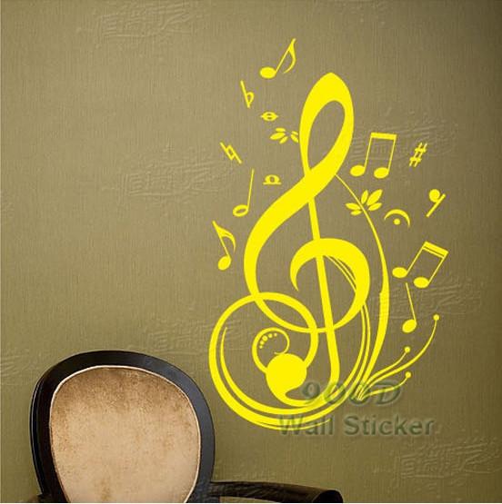 Nice Musical Wall Art Decor Adornment - Wall Art Design ...