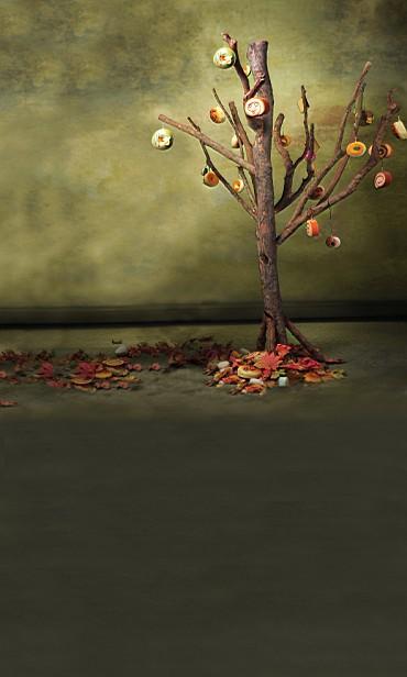 New arrival Background fundo Fruit falling leaves 600CM*300CM width backgrounds LK 3868<br><br>Aliexpress