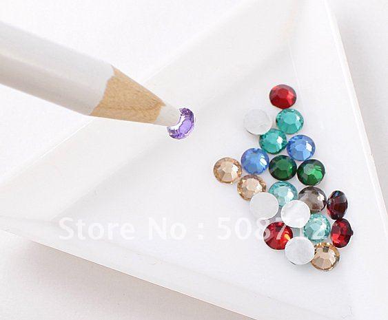 Nail Art Rhinestones Gems Picking Tools Pencil Pen Pick Up Pen 172mm<br><br>Aliexpress