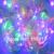 5pcs/lot Outdoor Lighting 220v/110v 10M Chrismas Decoration With 8 Display Modes Multicolour 100 Led String Light With Tail Plug