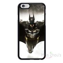 For iphone 4/4s 5/5s 5c SE 6/6s plus ipod touch 4/5/6 back skins cellphone cases cover Batman Arkham Dark Knight Flying Cool