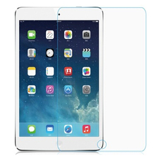 0.3mm Tempered Glass Screen Protector For Apple Ipad Mini 1 2 3 Protective Film Anti Shatter Ecran Protecteur Retail Package