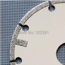 Venta de la promoción de alta calidad 100 * 20 * 1.2 * 5 mm de corte de galvanizado hoja cortar / cerámica / porcelana cerámica corte de vidrio