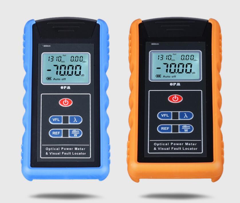Supply Handheld TL-560 Fiber optic power Meter Laser Light Source and 10MW Fiber Optic Visual Fault Locator Free shipping(China (Mainland))