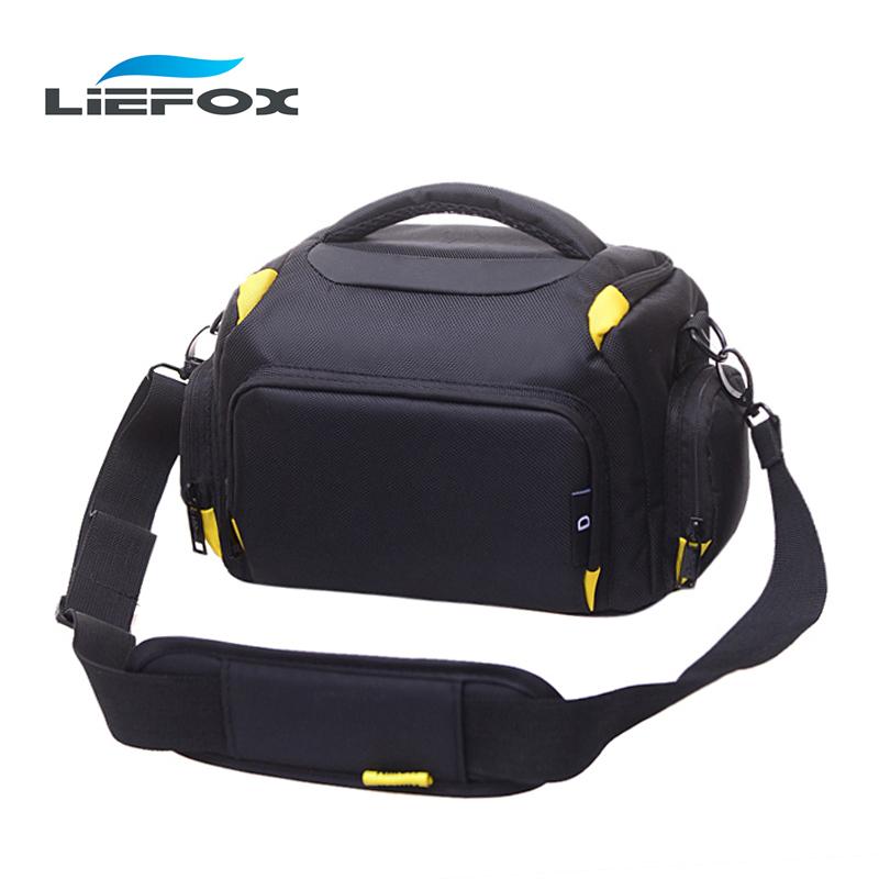 S M L Rain Proof Camera Case Bag for Nikon D3200 D90 D7000 D7100 D7200 D3300 D5300 DSLR Camera Bags photography Bag Video Bags(China (Mainland))