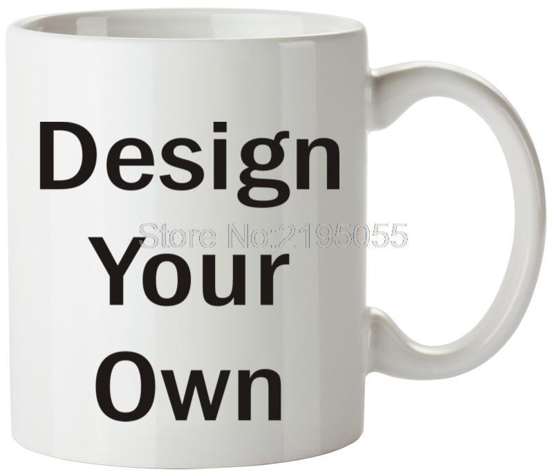how to make your own coffee mug design