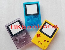Full Housing Shell Cover Replacement parts For Nintendo Gameboy Pocket Console GBP System
