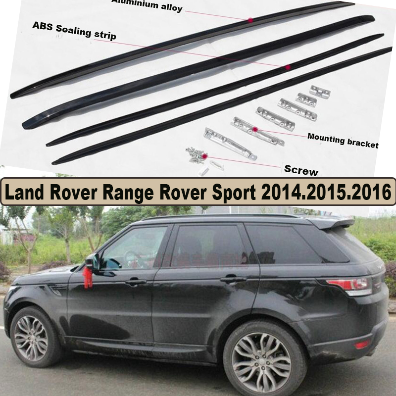 Car Roof Rack For Land Rover Range Rover Sport 2014.2015.2016.High Quality Brand New Aluminium Alloy Luggage Rack Accessorie(China (Mainland))