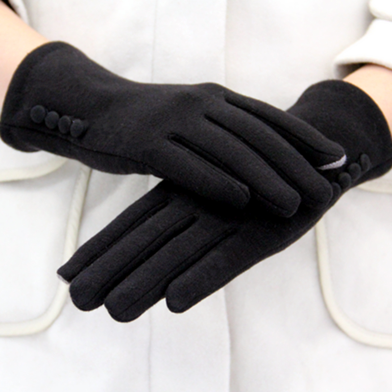 Screen Touch Gloves Windproof Outdoor Unisex Gloves Women men glove Stretchy winter Warm  gloves for mobile phone tablet padОдежда и ак�е��уары<br><br><br>Aliexpress