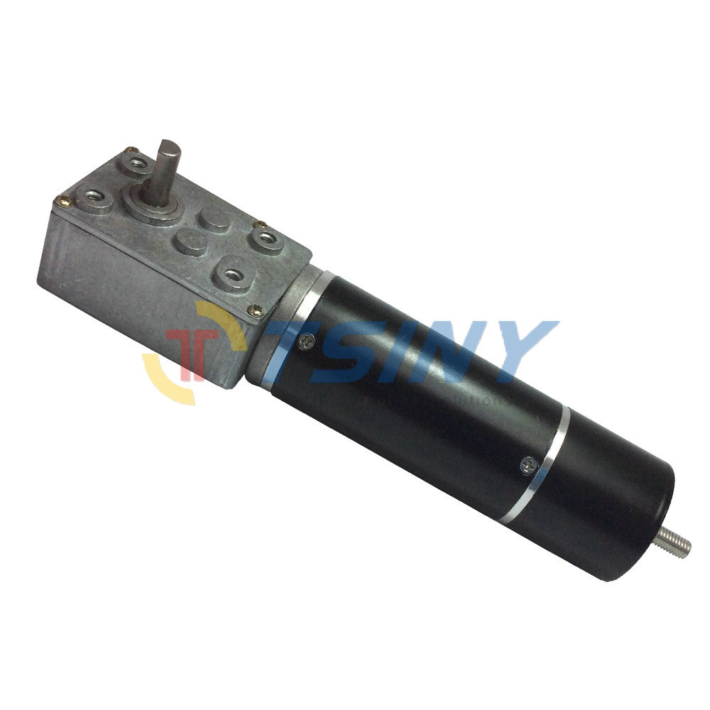 Buy tsiny 24v bldc 32mm diameter right for Right angle dc motor