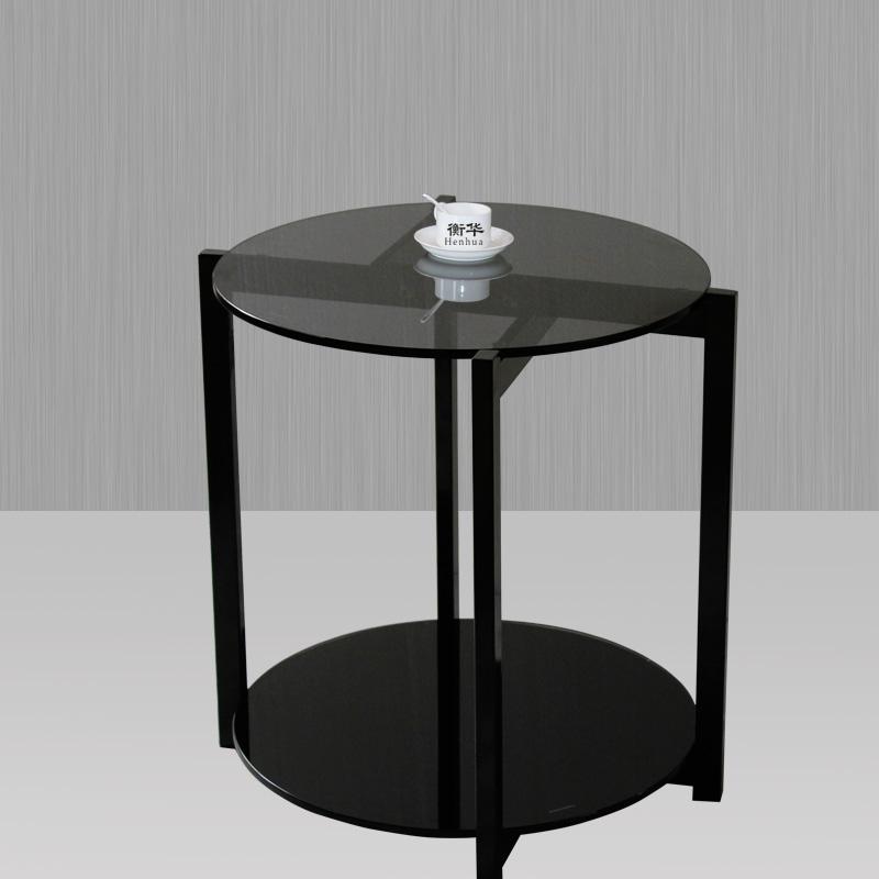 Achetez en Gros noir table en verre en Ligne à des Grossistes noir table en verre ...