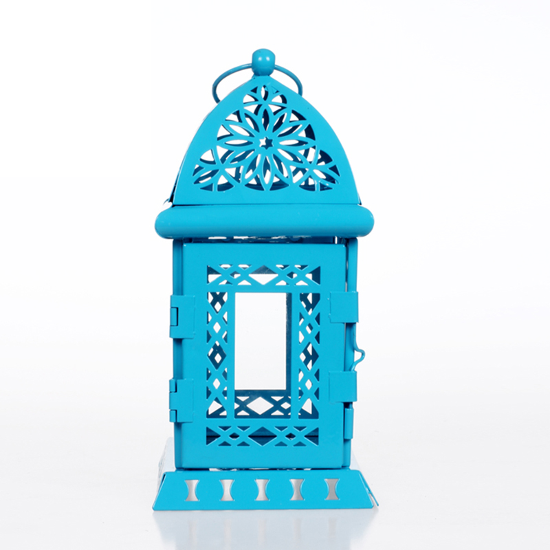 Romantic European Iron Candle Holders for Home/ Wedding Decoration European Classical Hollow Iron Candlestick/ Lamp Holder(China (Mainland))