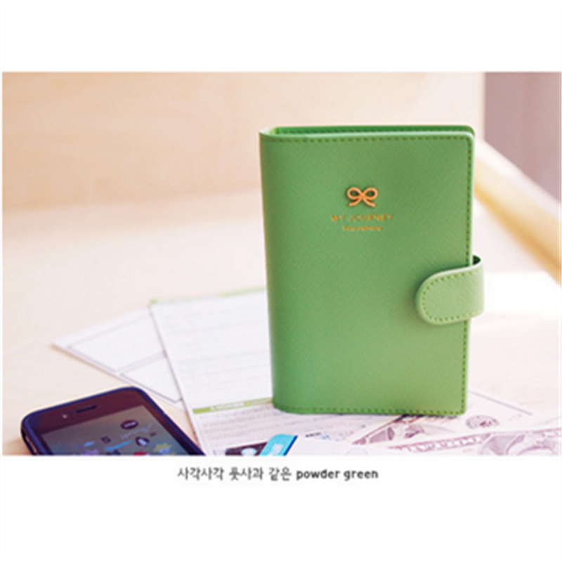 2016 Fashion business credit card holder PU leather Buckle Cards Holders Organizer Manager passport cover men wallets(China (Mainland))