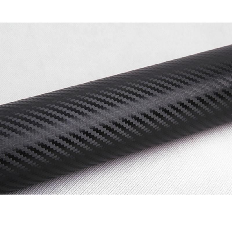 Color change carbon fiber manufacturer high quality 50*127cm 3d car wrap vinyl(China (Mainland))