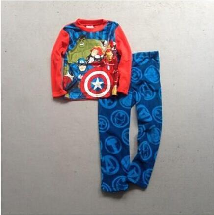 Пижама для мальчиков China brand 2015 5/10 2 /02 X002