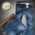 2016 High Quality Fashion Jeans Men Big Sale Autumn Clothes New Famous Brand Straight Slim fit