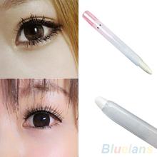 1 Pc Glitter Pearl White Light Cosmetic Makeup Eyelip Eyeliner Shadow Pencil Pen 4E14