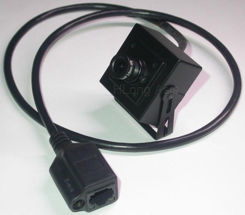 "Super Night Vision Block Style IPCam (1080P) 3.6mm LEN 1/2.8"" SONY IMX291 + Hi3516 CCTV IP camera (built-in IRC filter)(China (Mainland))"