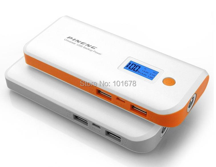Original Pineng PN-968 Power Bank 10000mAh Portable Charger Durable External Battery Rechargeable Backup Bateria Powerbank(China (Mainland))