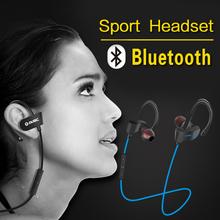 2016 vikky 56 S Auriculares de oído Tapones Para Los Oídos Estéreo Deporte Auricular Bluetooth Inalámbrico con Micrófono para el Teléfono