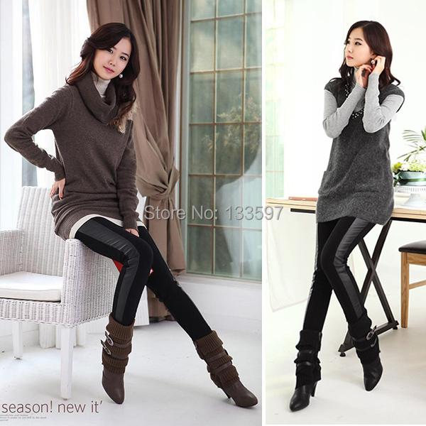 Женские леггинсы Unbrand & ShippingWinter 788 женские чулки unbrand stockings