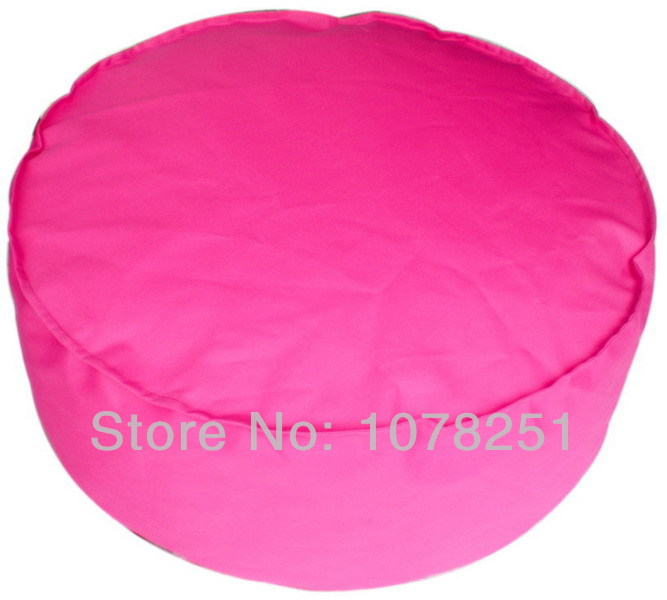 Bag Round Ottoman Cover