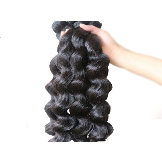Unprocessed Brazilian Virgin Hair 4pcs Lot Free Shipping Full Head Natural Remy Human Hair Weaving Change Colors Tangle Free<br><br>Aliexpress