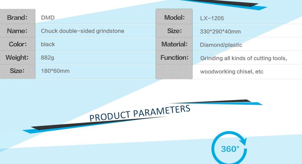 Buy 1set Knife Sharpeners+Holder Sharpening stone 400 and 1000 Grits Whetstone Anti-slip base LX1205 Free Shipping cheap