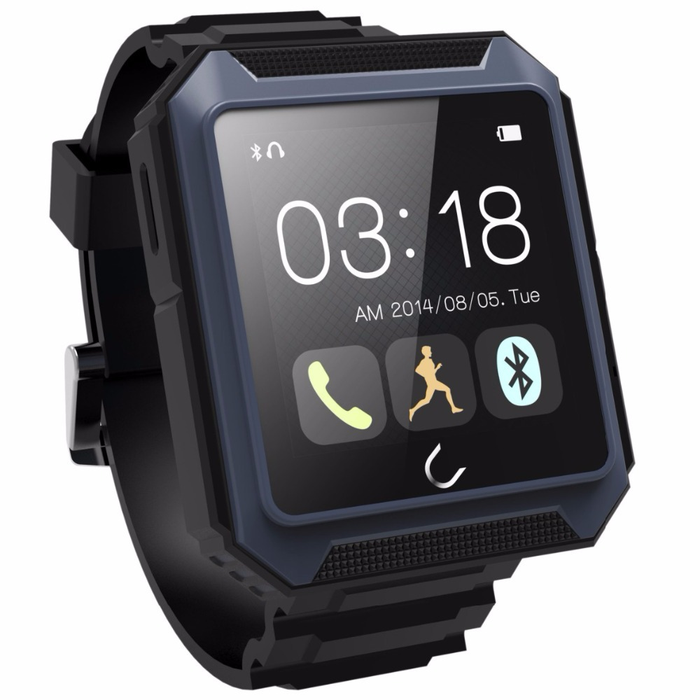 Smart Electronics Watch Uterra Waterproof Bluetooth U Watch Gear Fit Ios & Android Mobile Phones For iPhone Samsung Xiao Mi(China (Mainland))