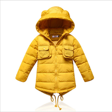 Children dovetail down jacket new Jackets coat Boys girls winter child clothing coats Outwear down coats kids Outerwear Infantil