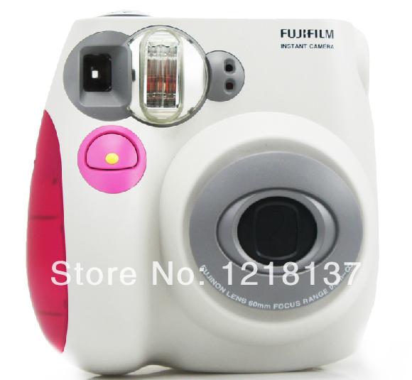 Полароид компания Fujifilm mini7s камеры ломо камеры мгновенного мини камеры mini 7-ки