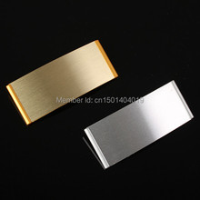 7001L, 75*32mm reap ABS magnetic staff name badge tag, magnet staff name holder, 50pcs/lot, suitable for tailor(China (Mainland))