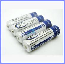 16 шт AA 3000 mAh 1,2 V перезаряжаемый аккумулятор Ni-MH 9-элементный для игрушки камера MP3 RC