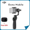 BLACK FRIDAY DJI OSMO Mobile Free Base Handheld Gimbal Stabilizer for iPhone Freeshipping with Gimbal 3
