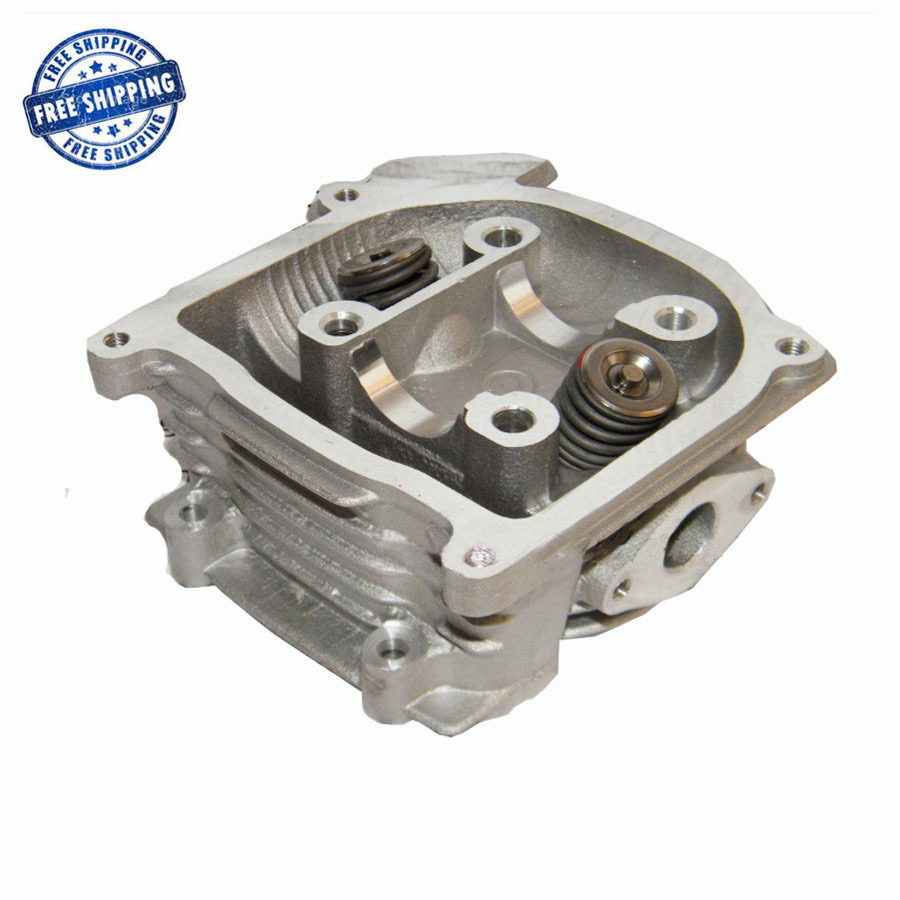 GY6 50cc 39mm engine parts Cylinder Head Comp of 139QMB Engine for Znen Keeway Baotian Vento