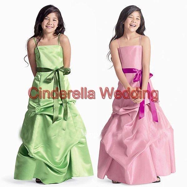Children's dress  Flower girl dress   girl's gown & Children's DressHT01253